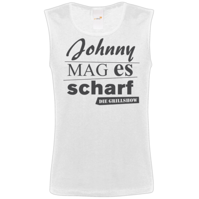 Motiv: Athletic Vest FAIR WEAR - Grillshow Johnny mag es scharf