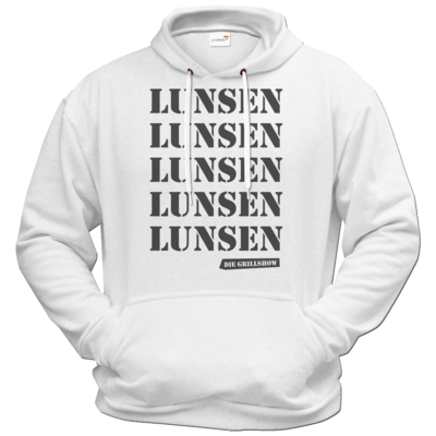 Motiv: Hoodie Premium FAIR WEAR - Grillshow  Lunsen