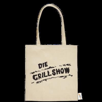 Motiv: Baumwolltasche - Grillshow Logo
