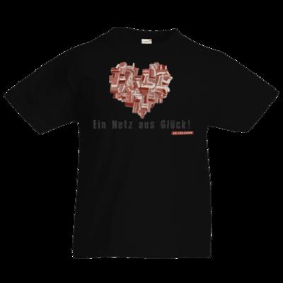 Motiv: Kids T-Shirt Premium FAIR WEAR - Grillshow Netz aus Glueck