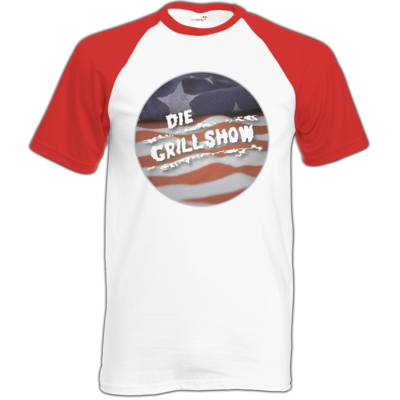 Motiv: Baseball-T FAIR WEAR - Grillshow