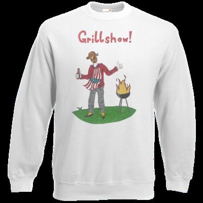 Motiv: Sweatshirt Classic - Grillshow!
