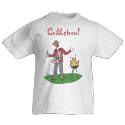 Motiv: Kids T-Shirt Premium FAIR WEAR - Grillshow!