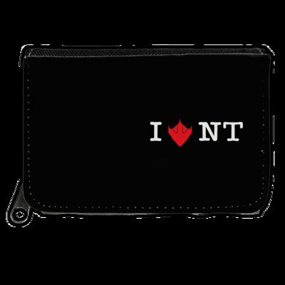 Motiv: Geldboerse - I Love NT 2.0