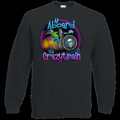 Motiv: Sweatshirt Classic - SandcoolTV - Crazytrain