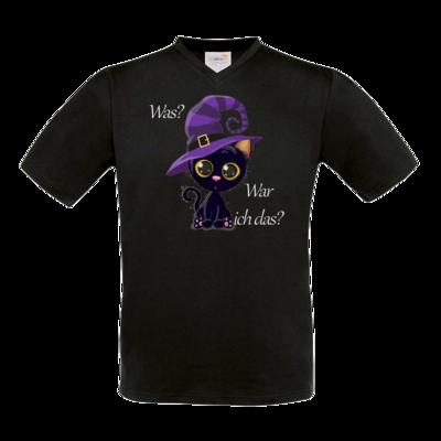 Motiv: T-Shirt V-Neck FAIR WEAR - Winnie