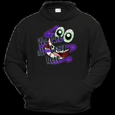 Motiv: Hoodie Classic - SandcoolTV - We Are Crazy