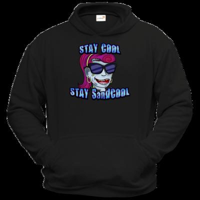 Motiv: Hoodie Classic - SandcoolTV - Stay Cool