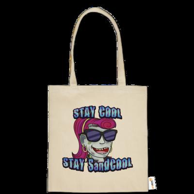 Motiv: Baumwolltasche - SandcoolTV - Stay Cool