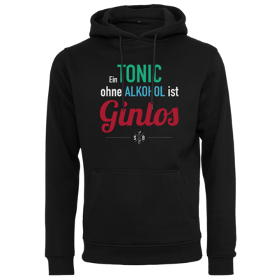 Motiv: Heavy Hoodie - SizzleBrothers - Grillen - Gin - ginlos 2