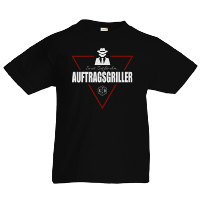 Motiv: Kids T-Shirt Premium FAIR WEAR - SizzleBrothers - Grillen - Auftragsgriller