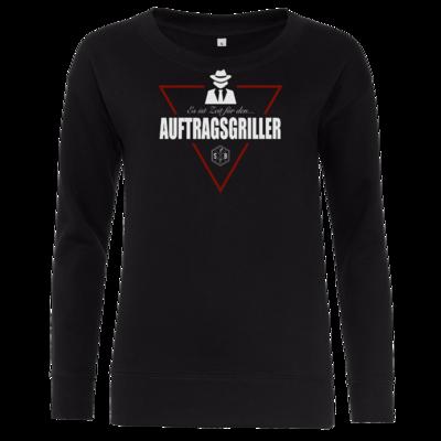 Motiv: Girlie Crew Sweatshirt - SizzleBrothers - Grillen - Auftragsgriller