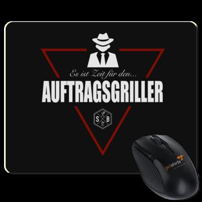 Motiv: Mousepad Textil - SizzleBrothers - Grillen - Auftragsgriller