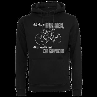 Motiv: Heavy Hoodie - Sizzle Brothers - Grillen - Schwein pellen