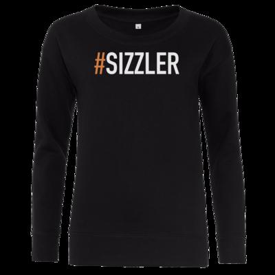 Motiv: Girlie Crew Sweatshirt - SizzleBrothers - Grillen - Sizzler
