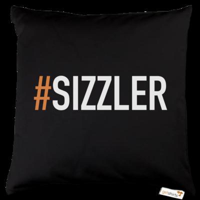 Motiv: Kissen Baumwolle - SizzleBrothers - Grillen - Sizzler