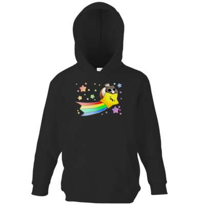Motiv: Kids Hooded Sweat - Porzellan - Meeries