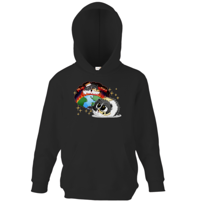 Motiv: Kids Hooded Sweat - Banana Crumble - Meeries