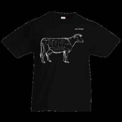 Motiv: Kids T-Shirt Premium FAIR WEAR - SizzleBrothers - Grillen - Meatmap