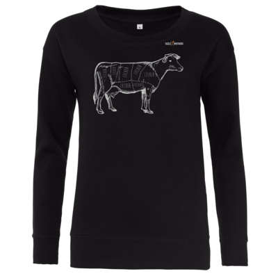 Motiv: Girlie Crew Sweatshirt - SizzleBrothers - Grillen - Meatmap