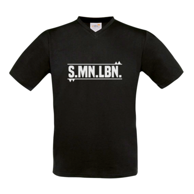 Motiv: T-Shirt V-Neck FAIR WEAR - SMNLBN