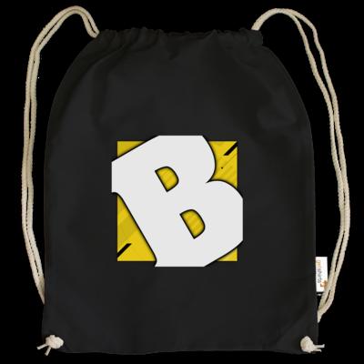 Motiv: Cotton Gymsac - Badeschlappen - Logo