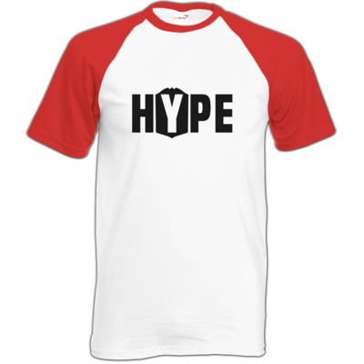 Motiv: Baseball-T FAIR WEAR - Hype