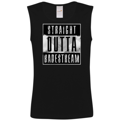 Motiv: Athletic Vest FAIR WEAR - Straight Outta Badestream