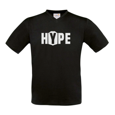 Motiv: T-Shirt V-Neck FAIR WEAR - Hype