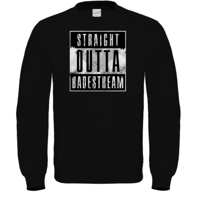 Motiv: Sweatshirt FAIR WEAR - Straight Outta Badestream