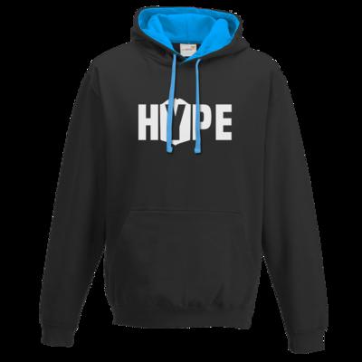 Motiv: Two-Tone Hoodie - Hype