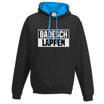 Motiv: Two-Tone Hoodie - BADESCHLAPPEN