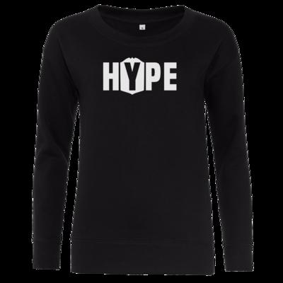 Motiv: Girlie Crew Sweatshirt - Hype
