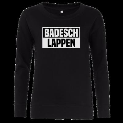 Motiv: Girlie Crew Sweatshirt - BADESCHLAPPEN