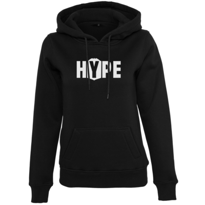 Motiv: Womens Heavy Hoody - Hype