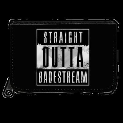 Motiv: Geldboerse - Straight Outta Badestream
