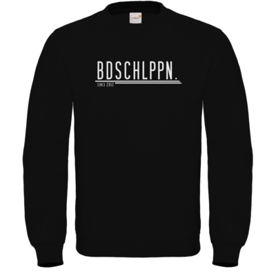 Motiv: Sweatshirt FAIR WEAR - BDSCHLPPN