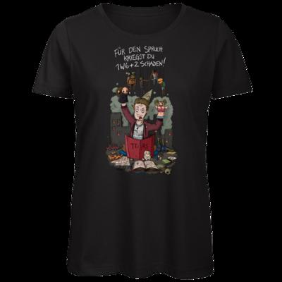 Motiv: Organic Lady T-Shirt - Pen &  Paper - TEARS - Spielleiter
