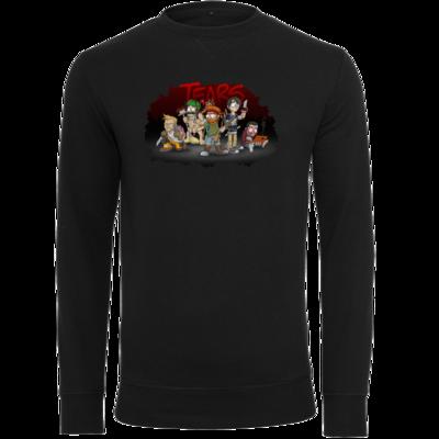 Motiv: Light Crew Sweatshirt - Tears - Pen and Paper 2