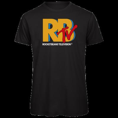 Motiv: Organic T-Shirt - MTV Style Logo