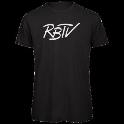 Motiv: Organic T-Shirt - RBTV - Oldschool Logo