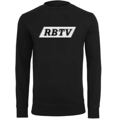 Motiv: Light Crew Sweatshirt - Pixel RBTV