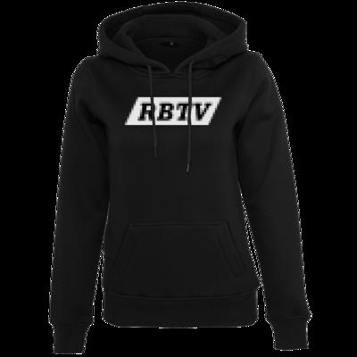 Motiv: Womens Heavy Hoody - Pixel RBTV