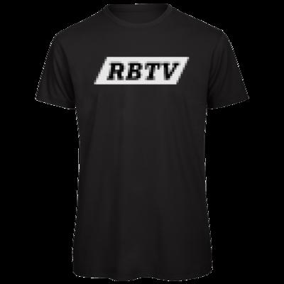 Motiv: Organic T-Shirt - Pixel RBTV