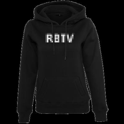 Motiv: Womens Heavy Hoody - Pixel 2.0 RBTV