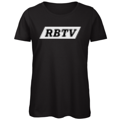 Motiv: Organic Lady T-Shirt - Pixel RBTV