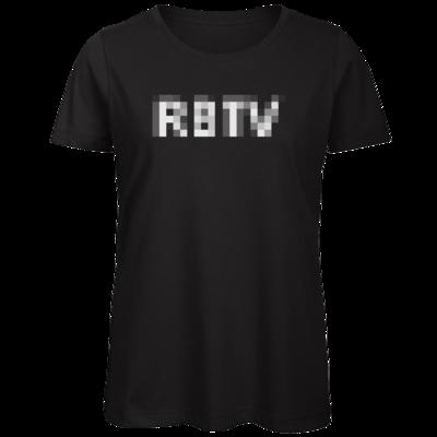 Motiv: Organic Lady T-Shirt - Pixel 2.0 RBTV
