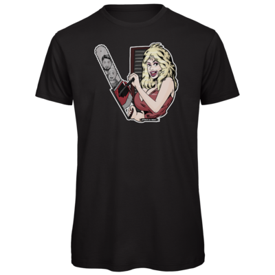 Motiv: Organic T-Shirt - Spiele mit Bart - Dolly