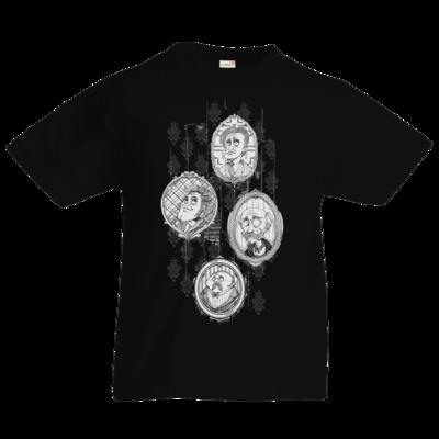 Motiv: Kids T-Shirt Premium FAIR WEAR - Morriton Manor - Manor Wall