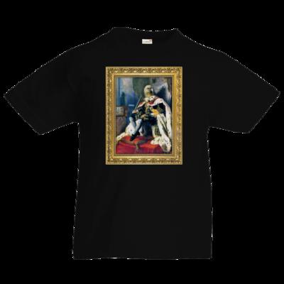 Motiv: Kids T-Shirt Premium FAIR WEAR - Verflixxte Klixx - Geierkoenig
